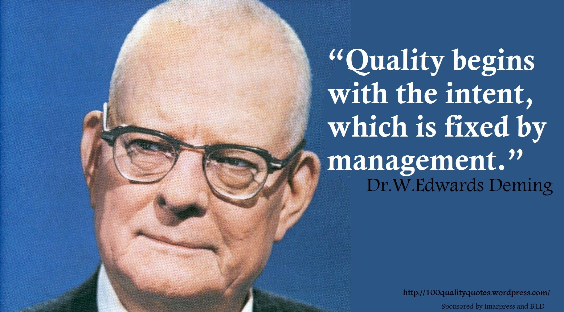 Quality quote #1 | Quality quotes, Quotations, Deming