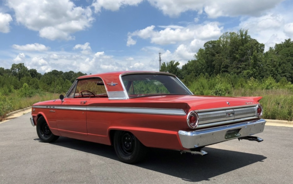 One Of One K Code 289 3 Speed 1963 Ford Fairlane 500 Sports Coupe Ford Fairlane 500 Fairlane Ford Fairlane