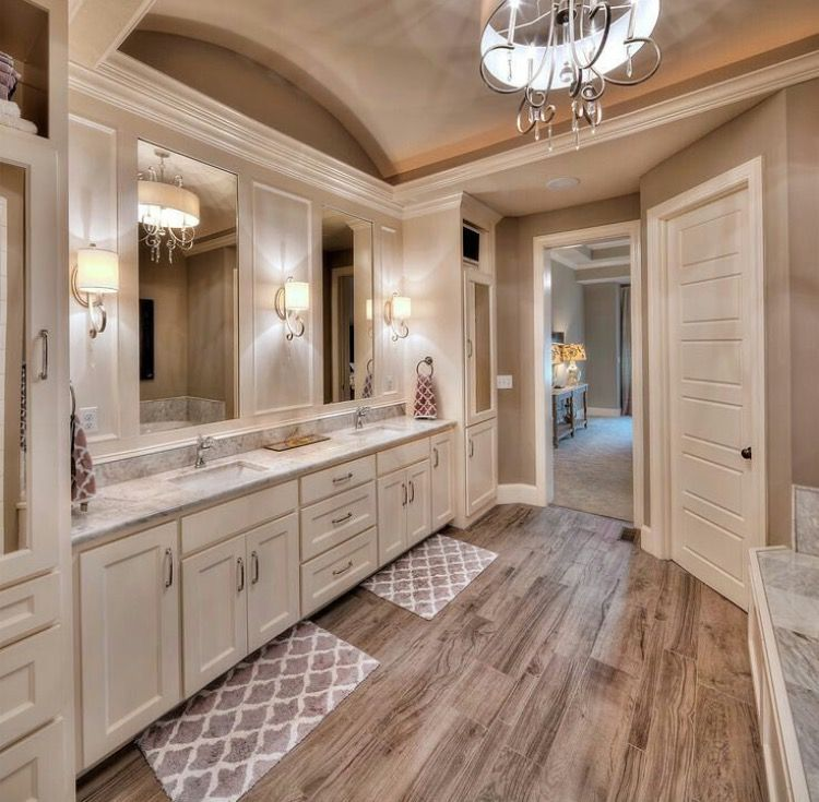With The Drafts Below You Can See The Possibilities Of How The Master  Bathroom Floor Will Look. These Plans ...