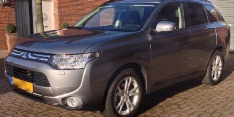 Mitsubishi Outlander Phev Outlander (2013) - Athlon | Tour of the Century