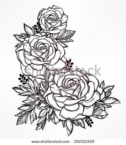 793ae7f1abfa40c7d5bc35d45dc2eaac Jpg 409 470 Hip Tattoo Designs Rose Tattoos Hip Tattoo