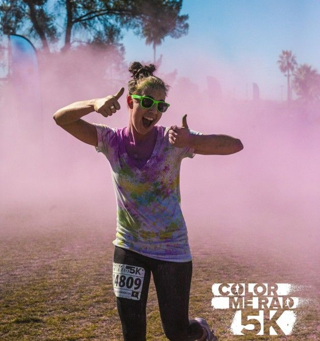 Color Me Rad 5K Blog - Photos and fun - Page 4 This is what I am going to look like in October
