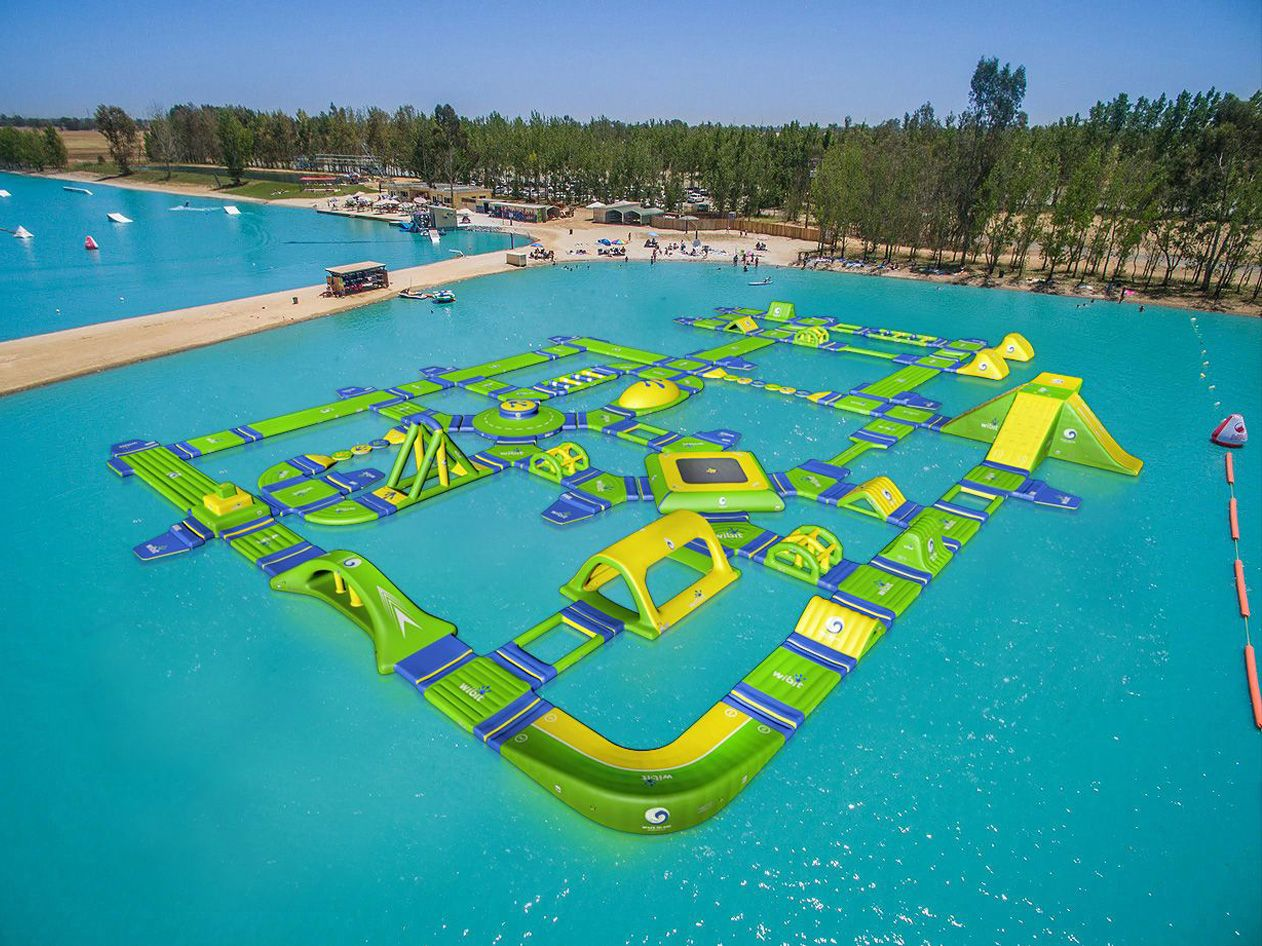 Sacramento Aqua Park Wake Island Waterpark Places To