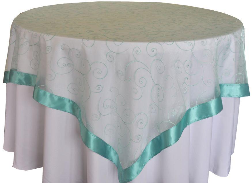 Tiffany Blue Wedding Linens Direct Tiffany Blue Wedding Beach Wedding Inspiration Table Overlays