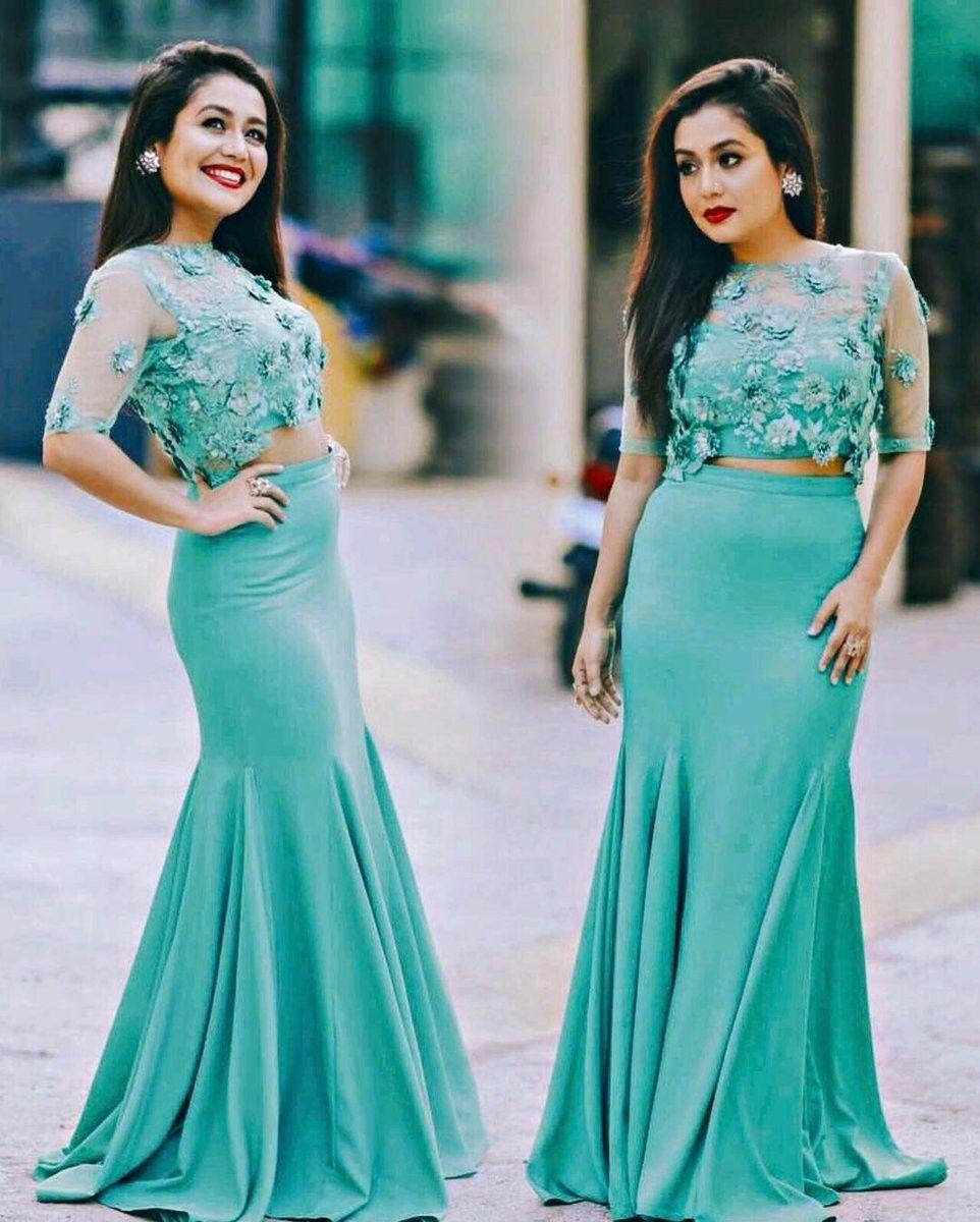 Pin by Eishan Khan on Neha kakkar... Neha kakkar dresses