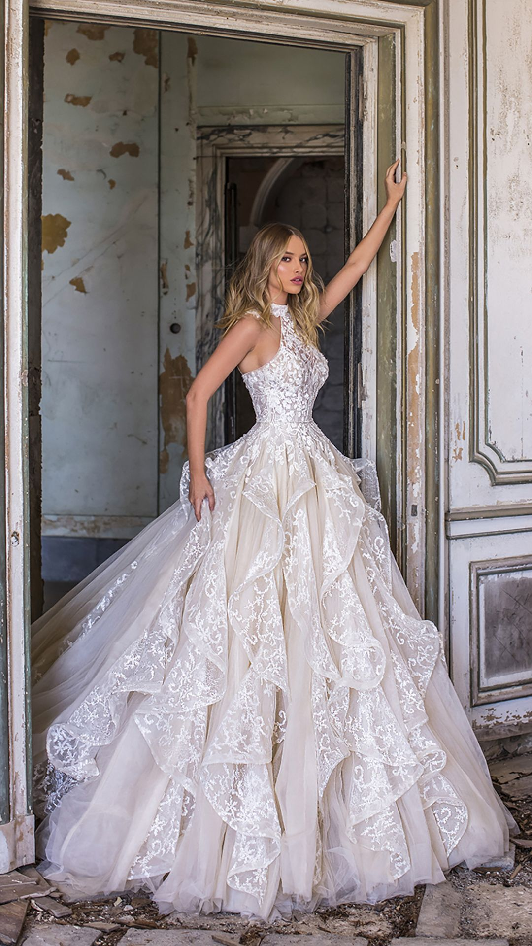 HOTTEST WEDDING DRESSES COLLECTIONS FOR 20   Bridal ball gown ...