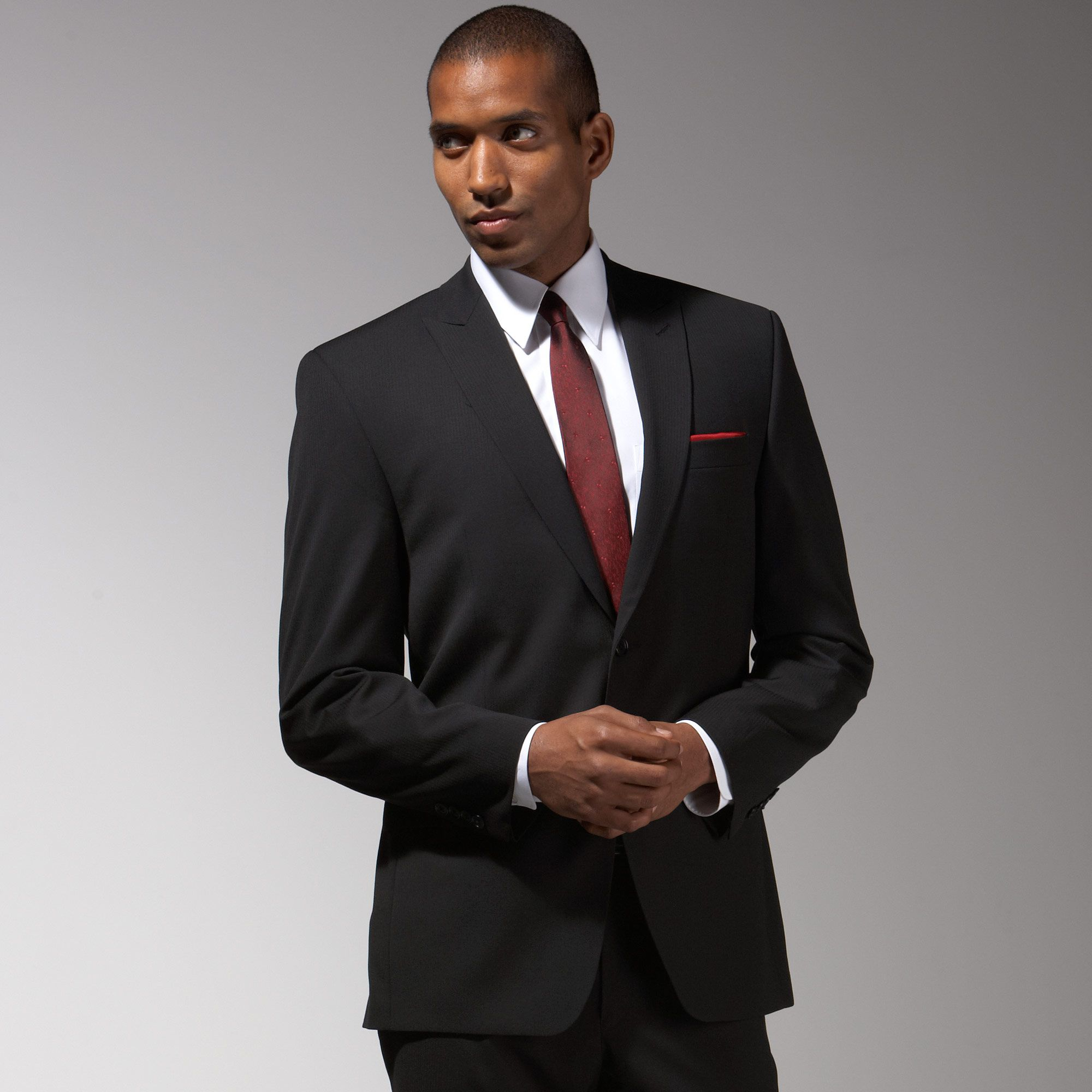 For Men: Everyone Looks Good In A Suit