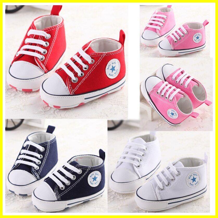 infant walking shoes size 4
