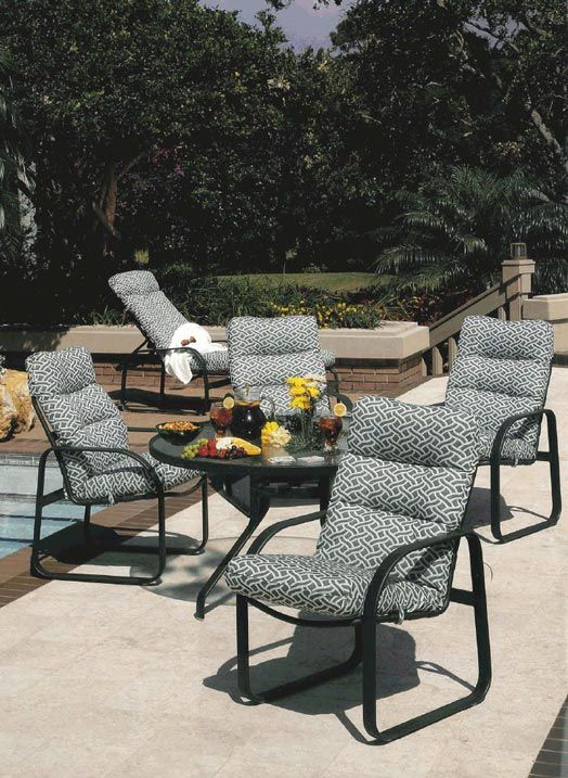 lanai cushion seating since 1954 outdoor furniture sets rh pinterest com