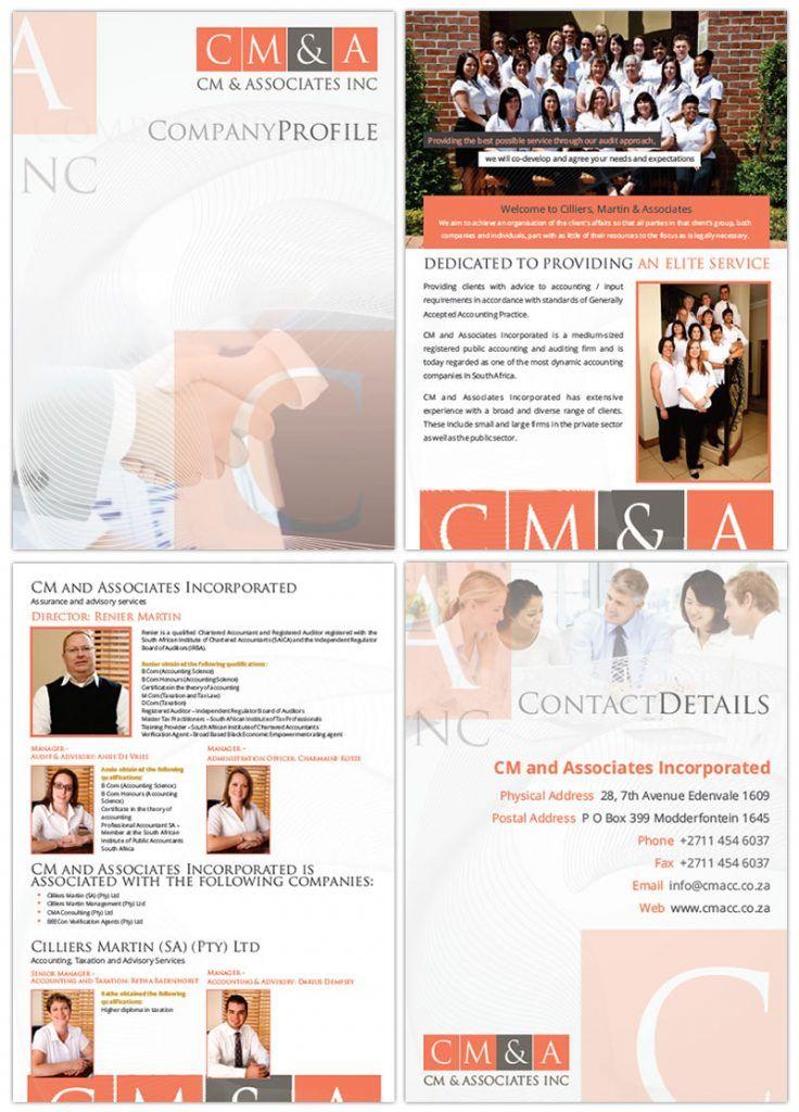 CM & Profile Design Company profile