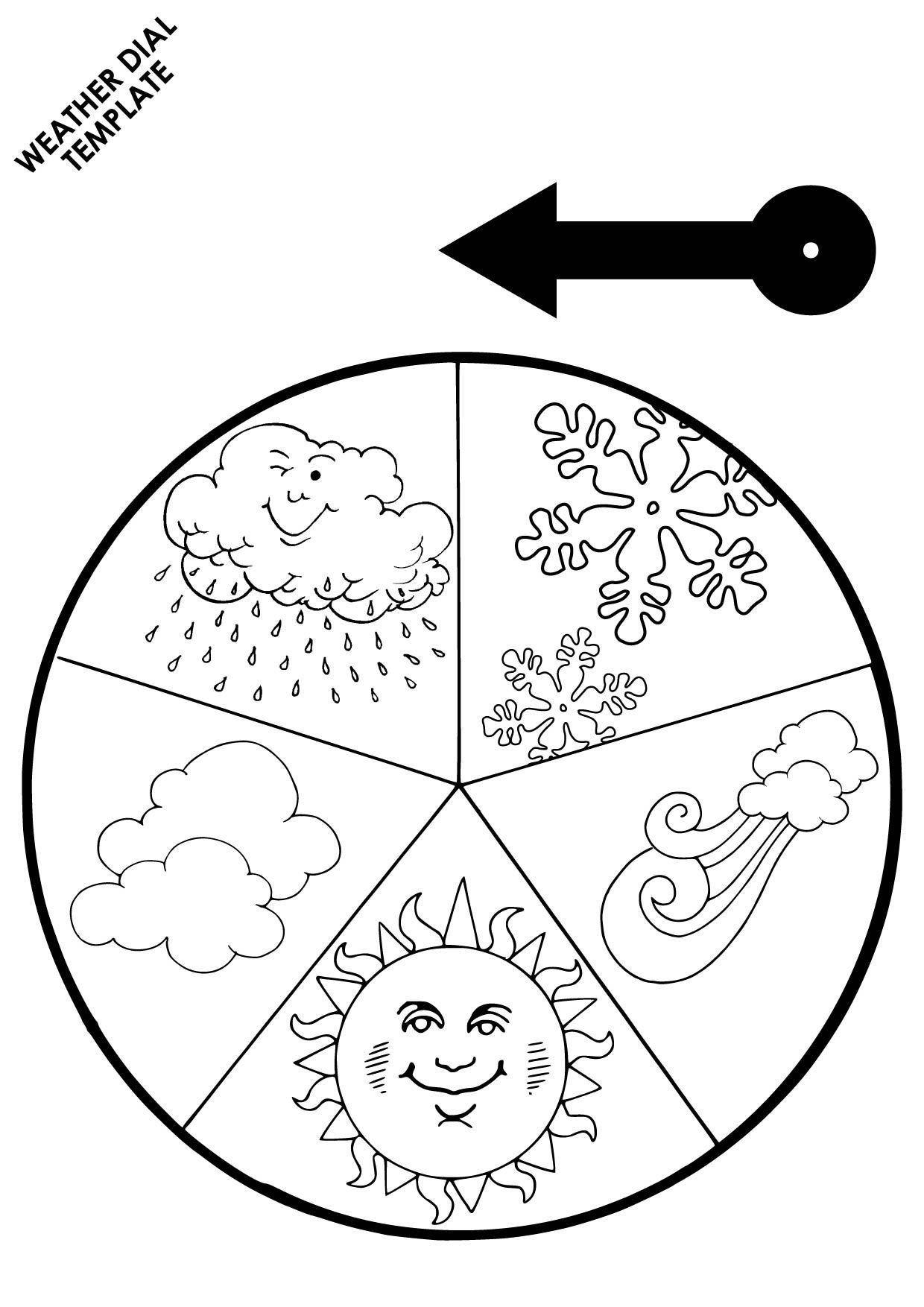 Weather Worksheet For Kindergarten Earth Weather Worksheet For Kids Printable Worksheets And Weather Worksheets Preschool Weather Coloring Pages