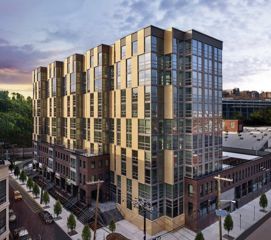 Apartments For Sale Hoboken: VINE Promotes Green Design And Location