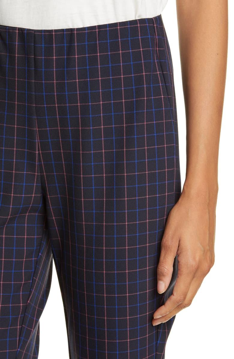 Rag Bone Simone Plaid Slim Ankle Pants In 2020 Ankle Pants Pants Rag Bone