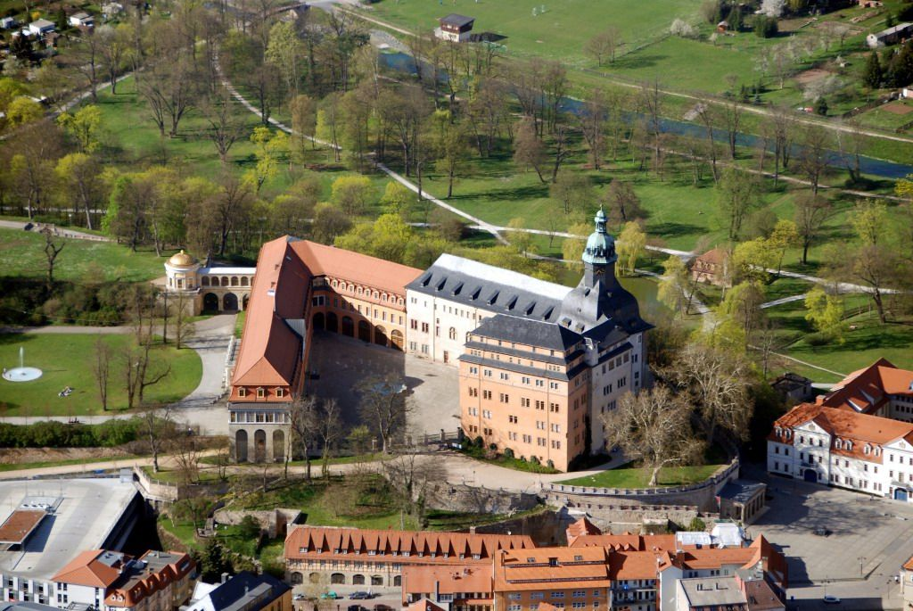 Schloss Sondershausen/Thüringen