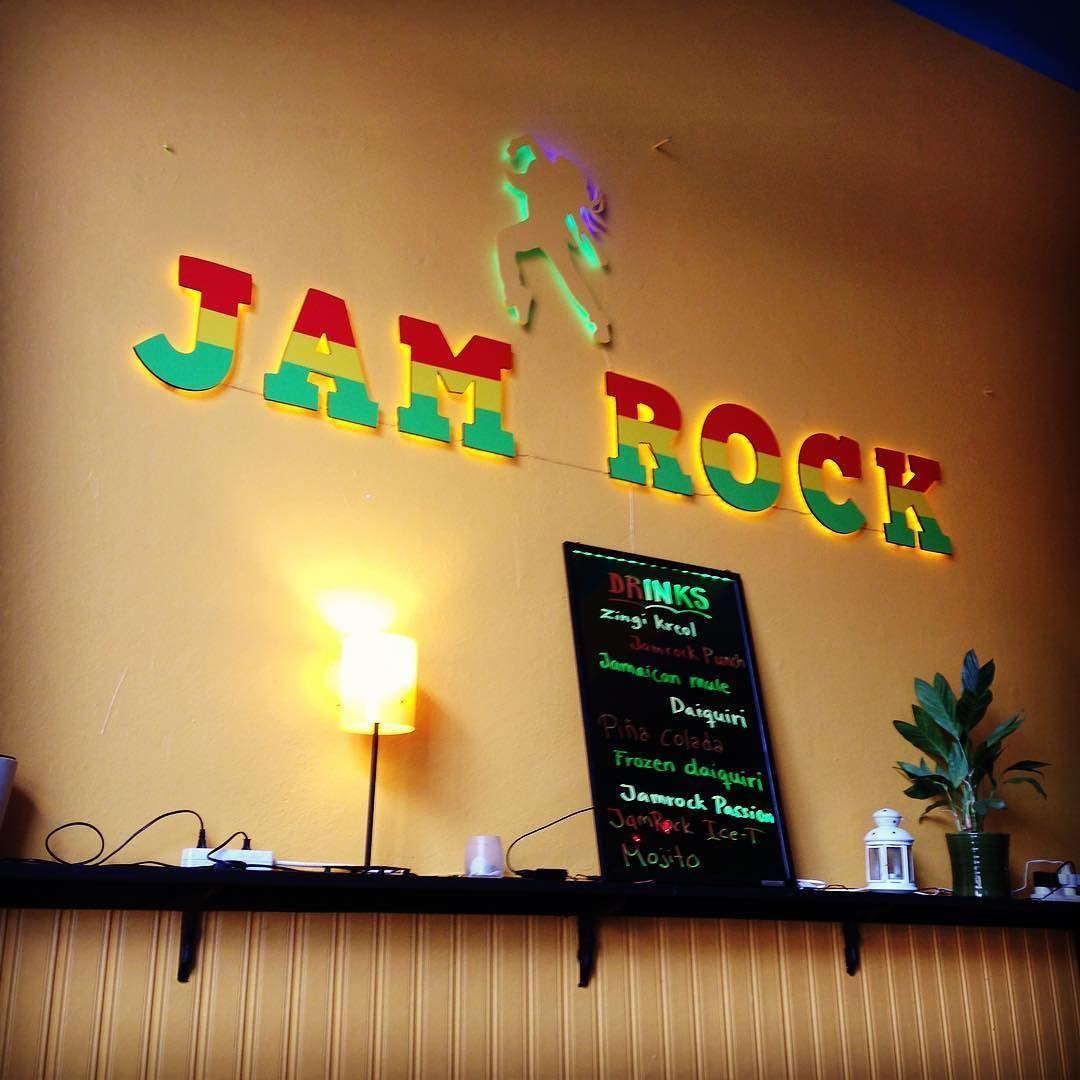 Paras ravintola ikinä. Mä sanon. #jamrock #stockholm #jamaicanfood by sornaisten_ron