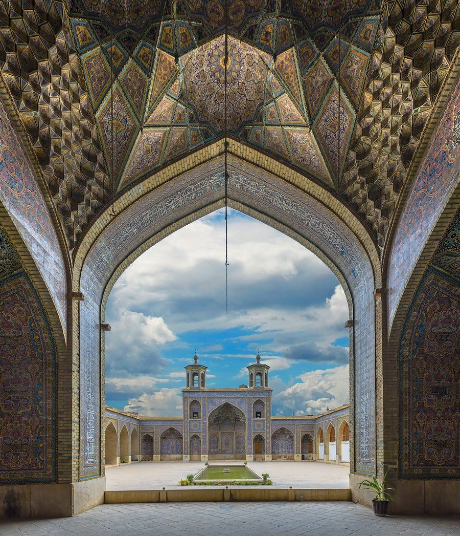 World's Most Beautiful Mosques | Architectural Digest