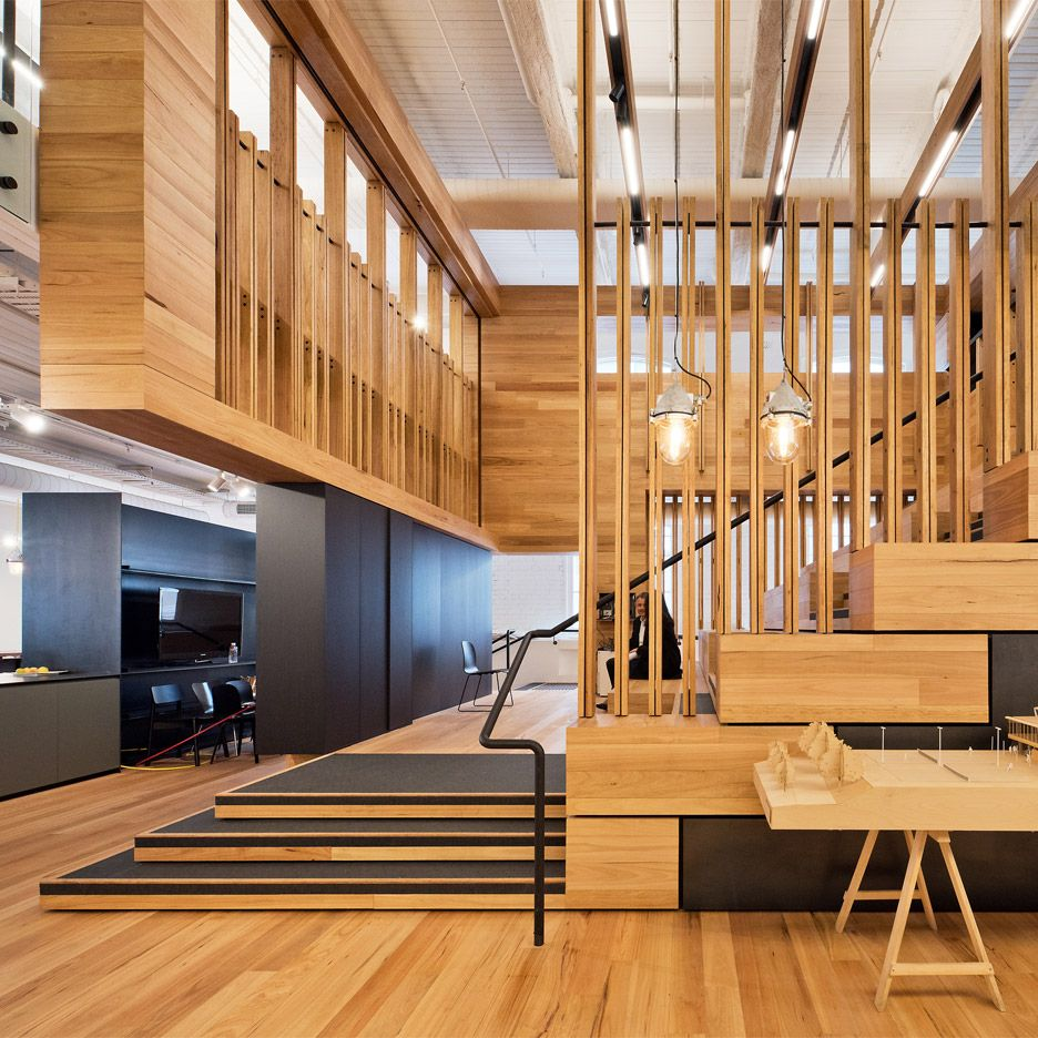 Box Office Melbourne Australia By Cox Architecture