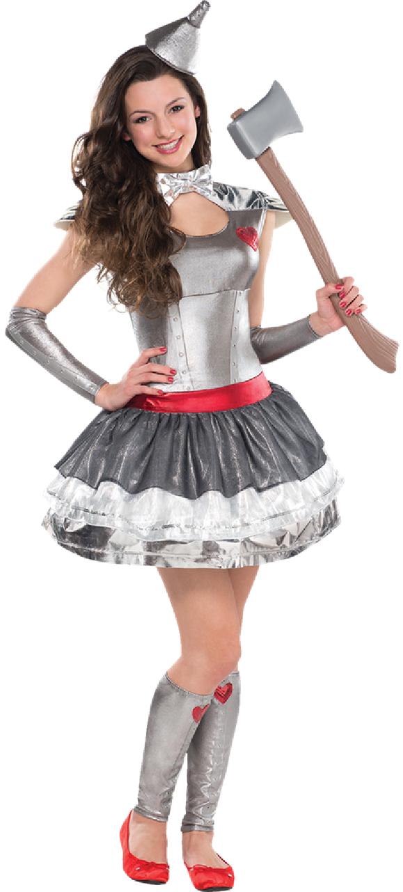 Older Girls Tin Hearthrob Fancy Dress Costume in 2020