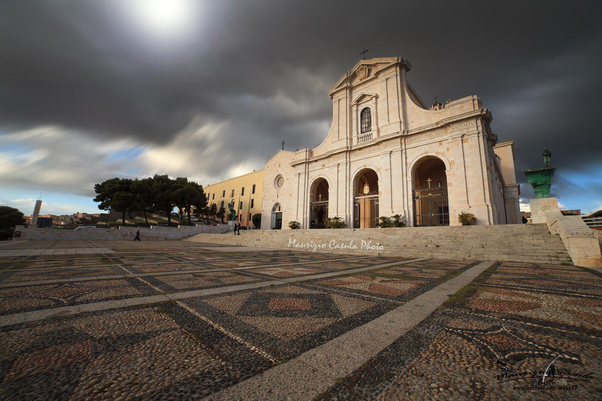 Bonaria sanctuary | Sardinia italy, Cagliari, Sanctuary