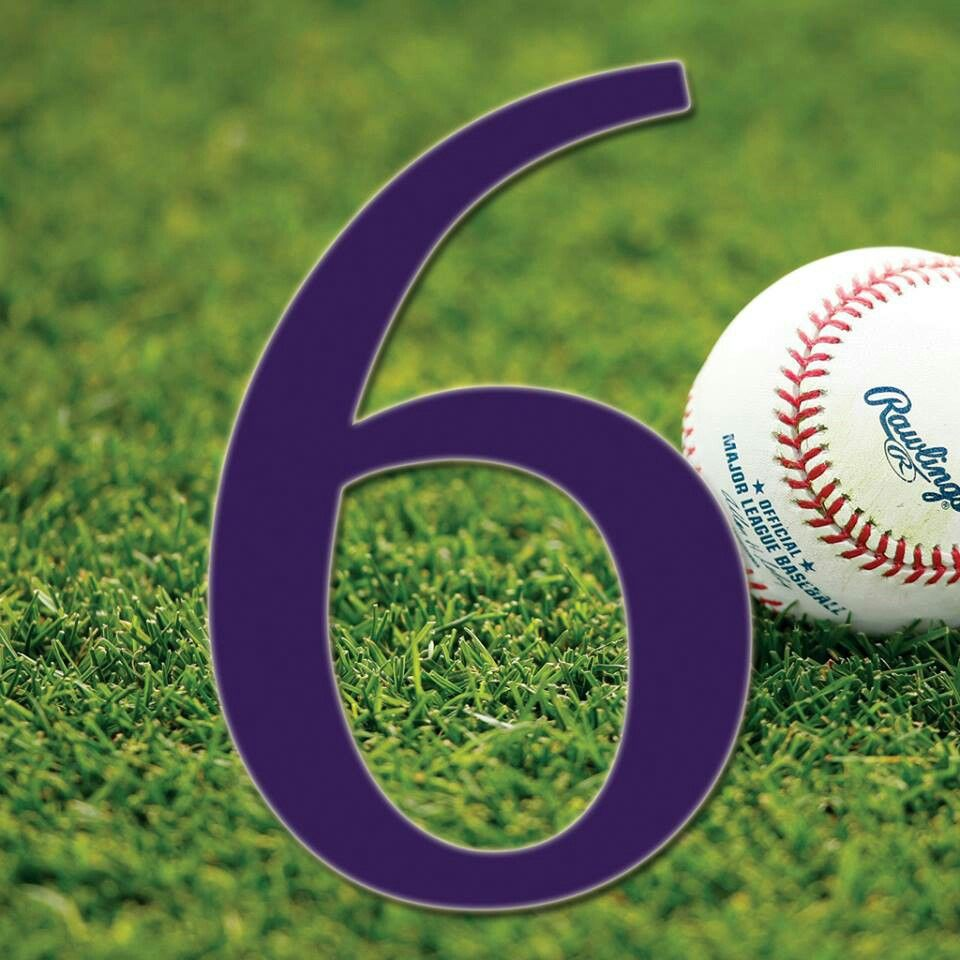 6 Days Until Opening Day Major League Opening Day League
