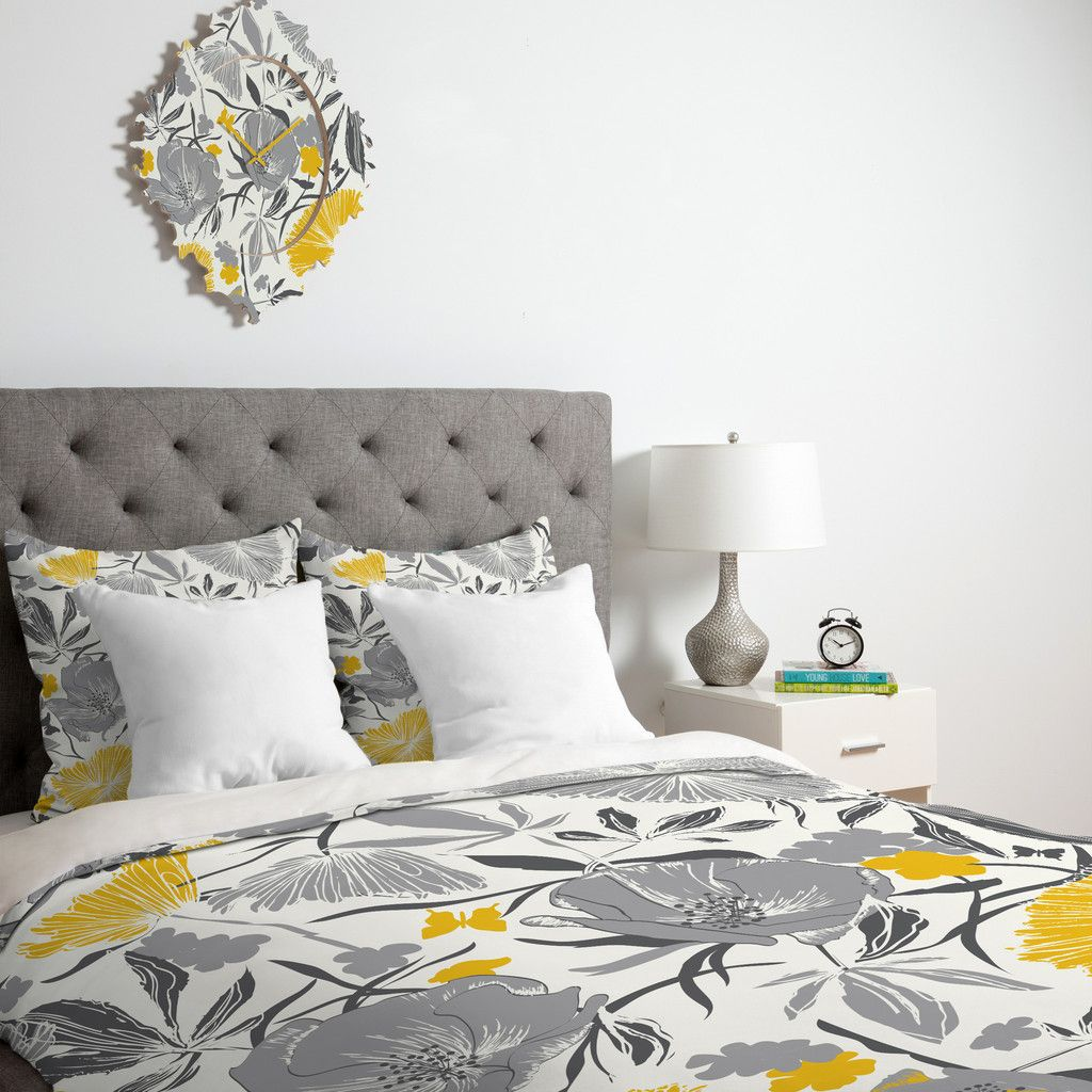 Khristian A Howell Bryant Park 3 Duvet Cover | DENY Designs Home Accessories