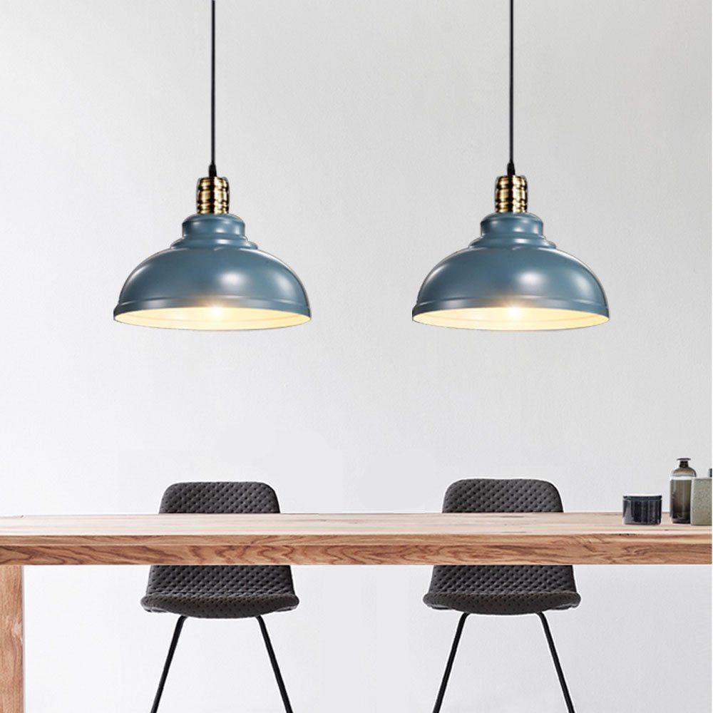 Jinguo Lighting Industrial Barn Pendant Light Chandelier Hanging Lamp 11 4 Wide Shade Metal Ceiling Fixture For Kitchen Fixtures Metal Ceiling Ceiling Fixtures