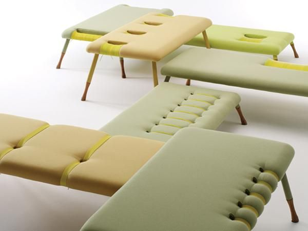 Loungescape by Ditte Hammerstrom Furniture and Objects