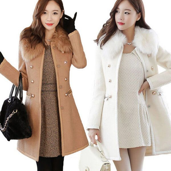 1000  images about Clothing on Pinterest | Coats Lady and Fur