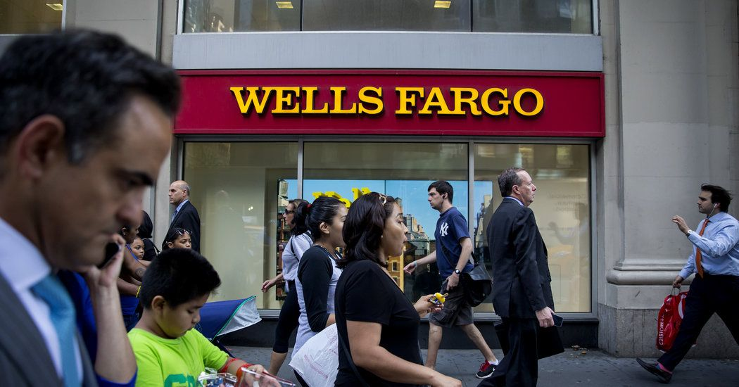 Criminal charges are now a possibility in the wells fargo