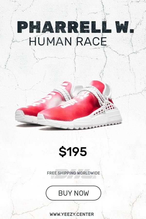73871e986f874 Price of the best Human Race Adidas HU Holi Red   PW knock off in ...