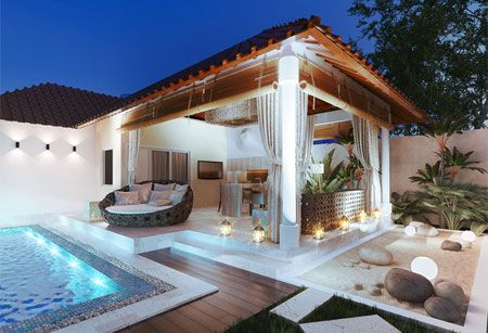home-dzine - bali style   garden ideas   pinterest   bali style