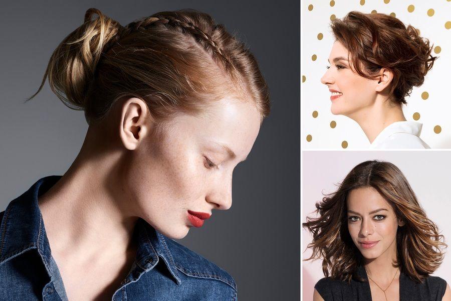 3 coiffures tendance en automne 2017 Prendre soin de soi