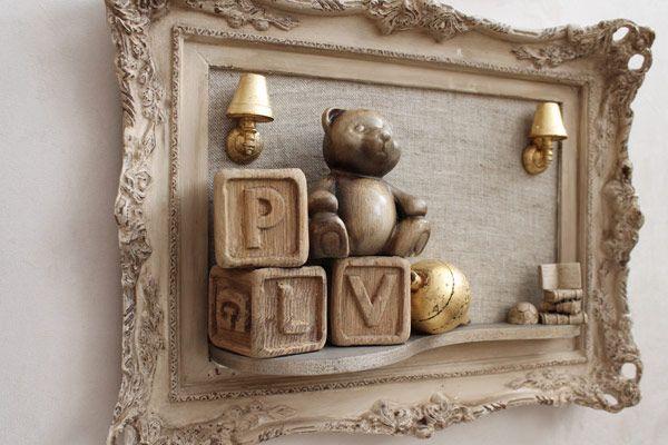Faça você mesmo: 40 ideias para decorar o quarto dos pequenos gastando pouco