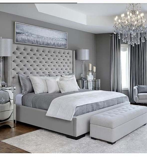 Modern And Simple Bedroom Design Ideas 2019 Grey Bedroom Design