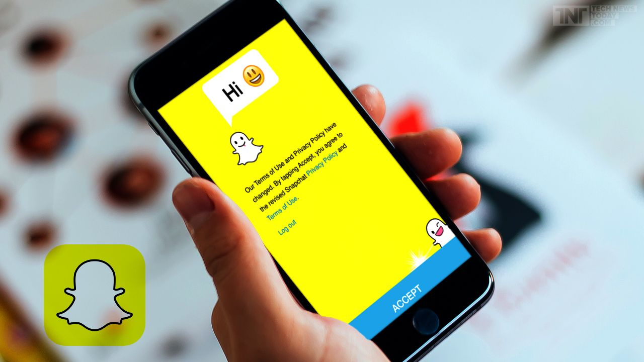 Snapchat Highlights New Privacy Policy Snapchat account