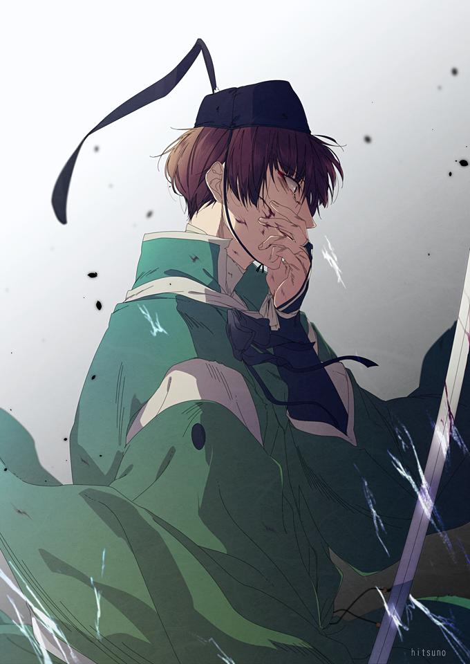 刀剣乱舞石切丸平常心平常心 Random Stunning Arts 刀剣