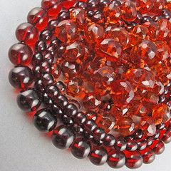 Goodoldbeads - Collections - Vintage Amber Beads