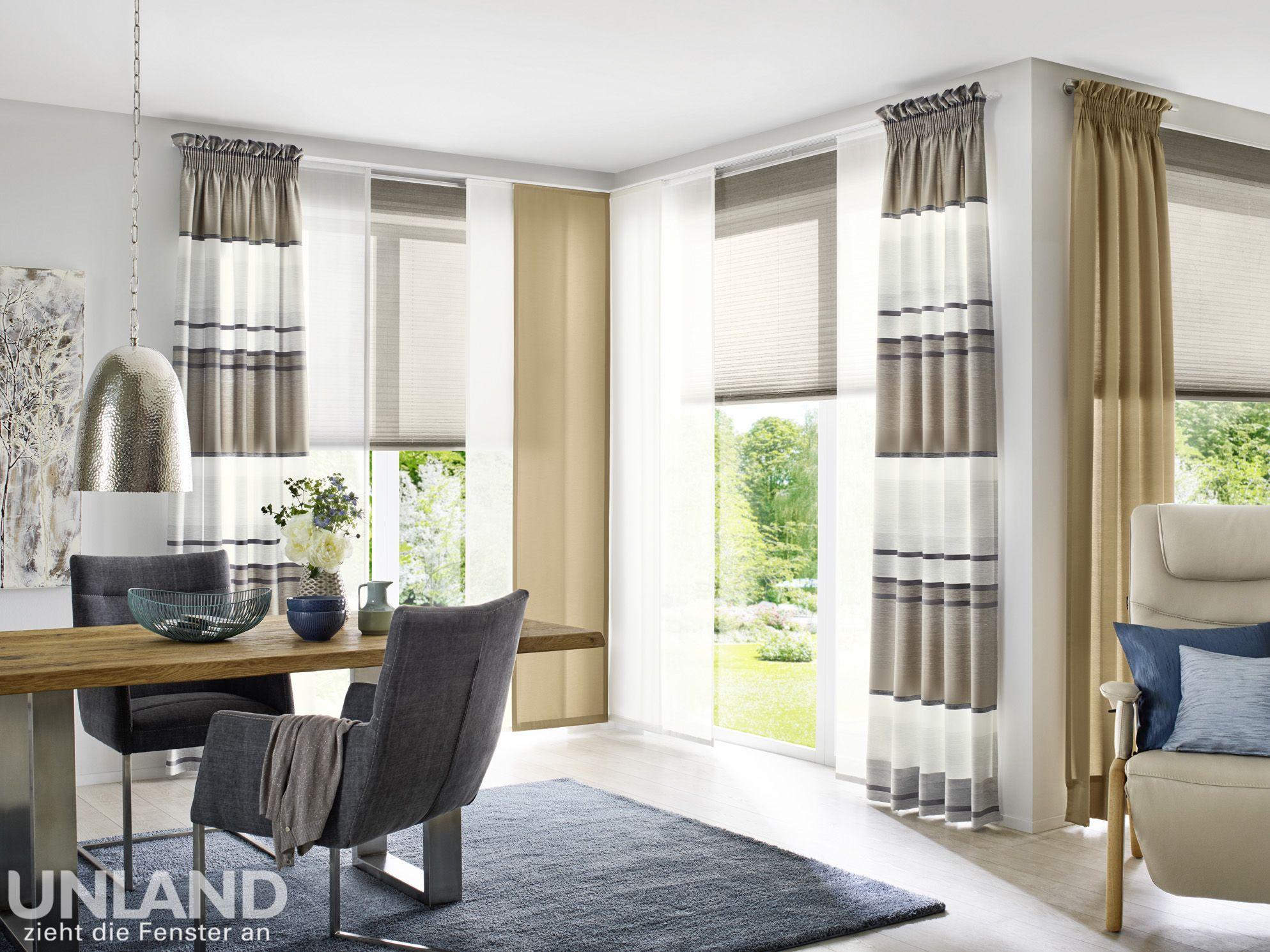 Fenster Linares Gardinen Dekostoffe Vorhang Wohnstoffe