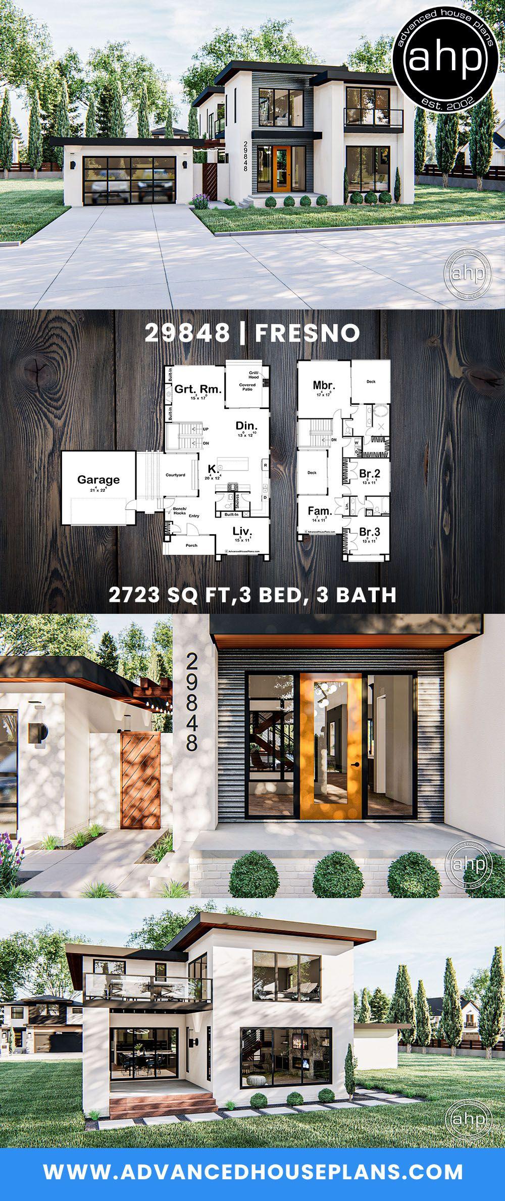Edgy Modern Home