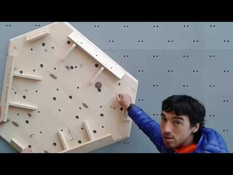 How To Build A Roof Shaped Climbing Volume Southern Boulder