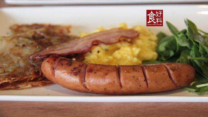 Potato Rosti Breakfast Set