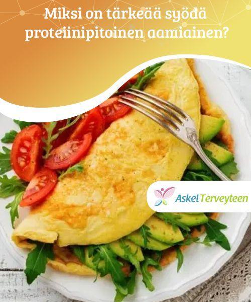 Proteiinipitoinen Ruoka