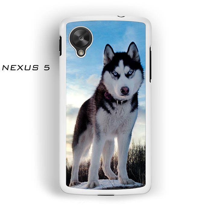 husky wallpaper AR for Nexus 4/ Nexus 5 phonecase