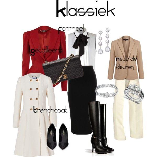 kledingstijl klassiek
