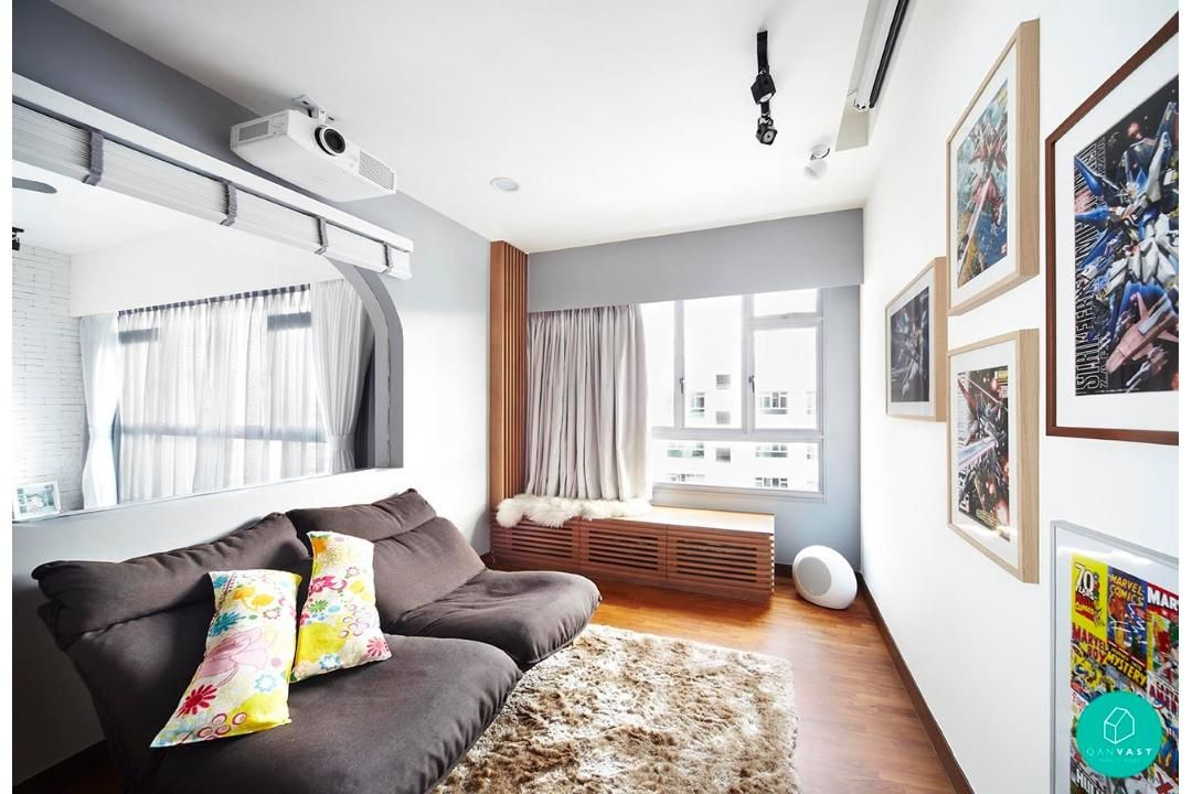Should I Study Interior Design 10 punggol homes you should not miss | entertainment room, study