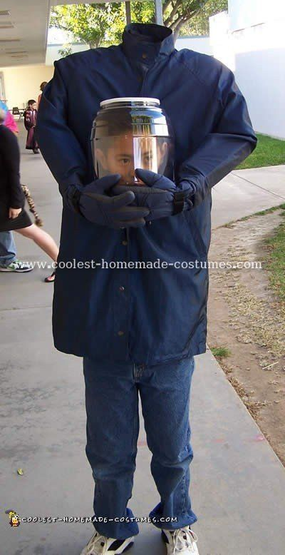 Coolest Homemade Scary Halloween Costume Ideas & Coolest Homemade Scary Halloween Costume Ideas | Homemade costumes ...