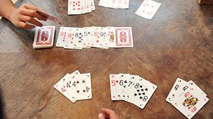 How To Play Gin Rummy Gin Rummy Card Game Rummy Card Game Card Games For Kids