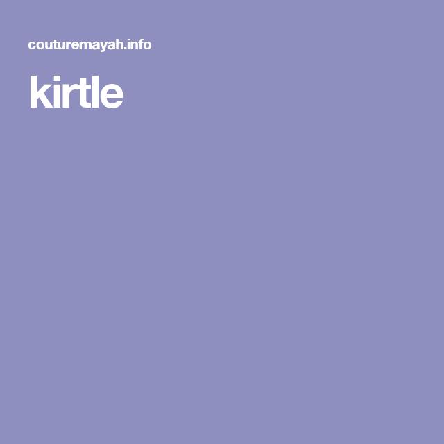 kirtle