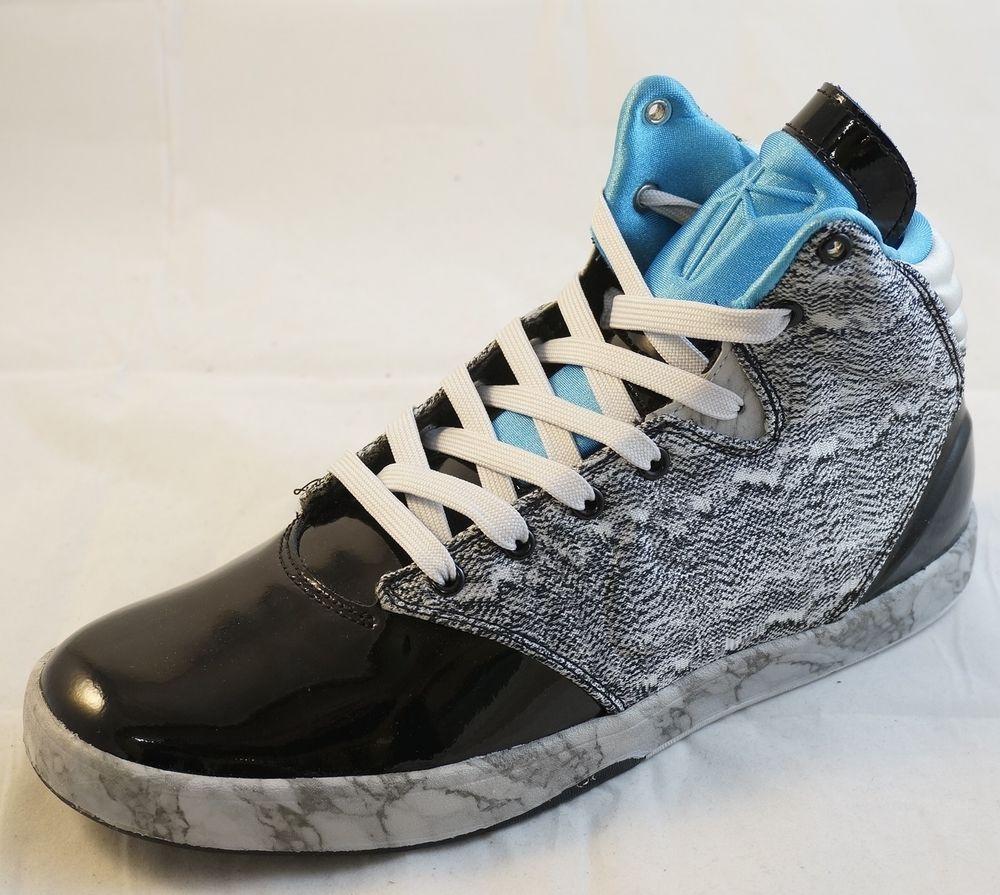 dc7f0e8510e6 Nike Kobe 9 NSW Lifestyle TXT Black Platinum Basketball Shoes Men s (9-12)   Nike  BasketballShoes