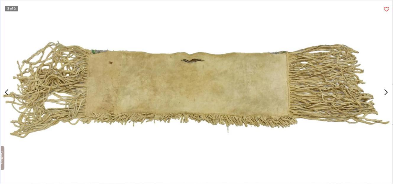 Lakota saddle bags-3